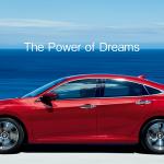 Honda Motor Cars Power Of Dreams
