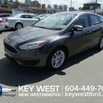 2018 Ford Focus Vancouver BC Canada